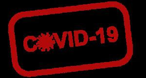 Logo COVID19 rosso