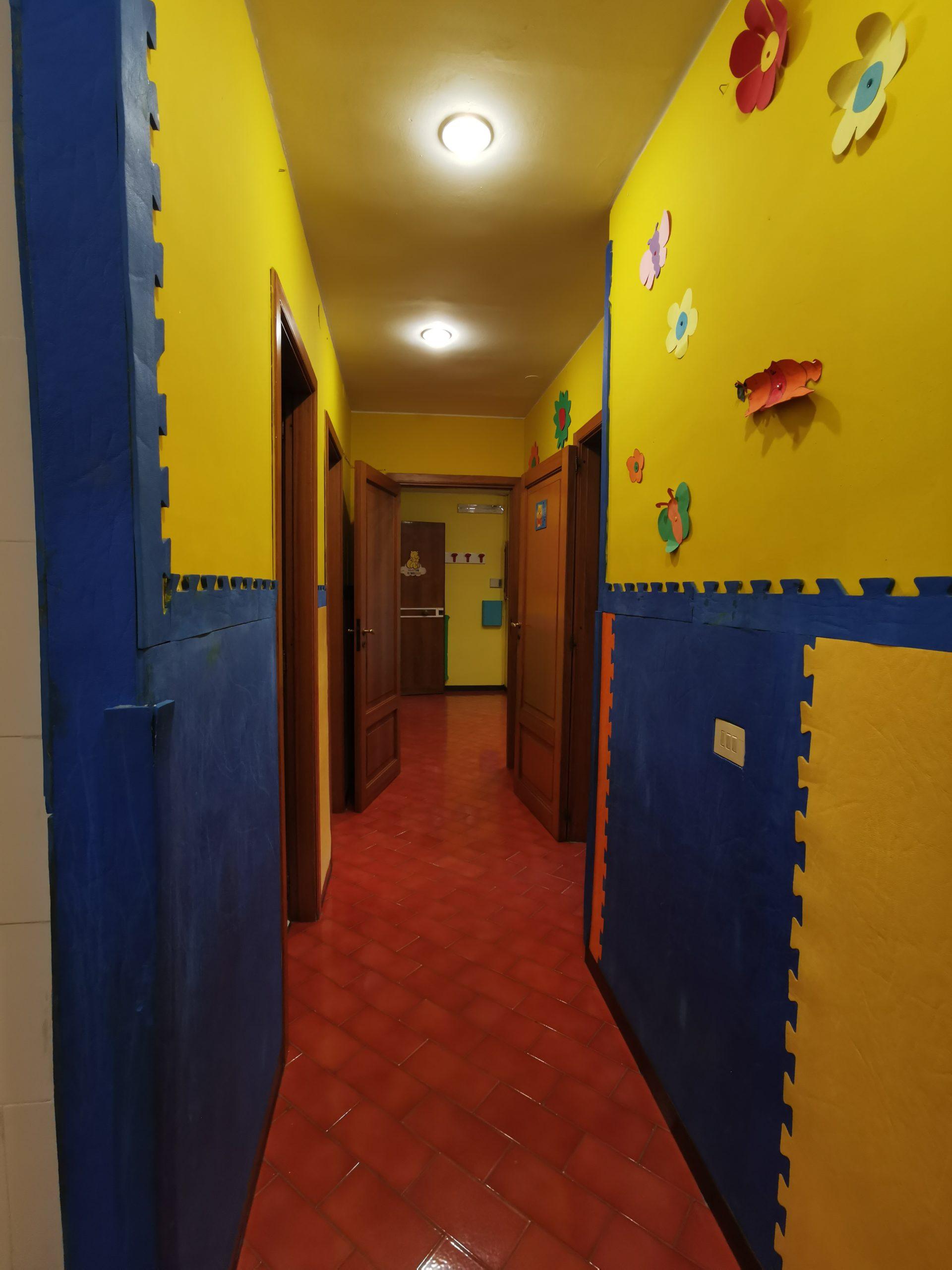 corridoio Gli Amici di Winnie